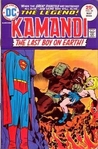 Cover Thumbnail for Kamandi, The Last Boy on Earth (DC, 1972 series) #29