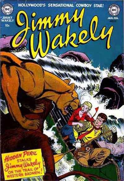 Cover for Jimmy Wakely (1949 series) #15