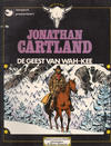 Cover for Jonathan Cartland (Dargaud Benelux, 1976 series) #[2] - De geest van Wah-kee