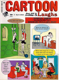 Cover Thumbnail for Cartoon Laughs (Marvel, 1963 series) #v10#2