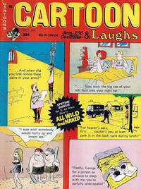 Cover for Cartoon Laughs (Marvel, 1963 series) #v10#5