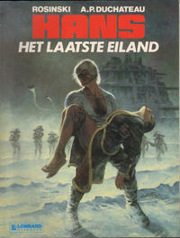 Cover Thumbnail for Hans (Le Lombard, 1983 series) #[1] - Het laatste eiland