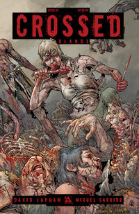 Cover Thumbnail for Crossed Badlands (Avatar Press, 2012 series) #22 [Wraparound Variant Cover by Gianluca Pagliarani]