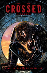 Cover Thumbnail for Crossed Badlands (Avatar Press, 2012 series) #23