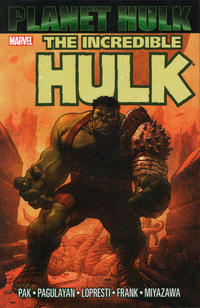 Cover Thumbnail for Hulk: Planet Hulk (Marvel, 2008 series)