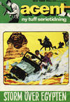 Cover for Agentserien (Williams Förlags AB, 1967 series) #6/1968