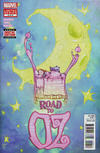 Cover for Road to Oz (Marvel, 2012 series) #6