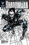 Cover Thumbnail for Shadowman (2012 series) #1 [Bill Sienkiewicz 1:50 Variant]