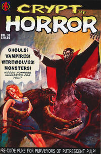 Cover Thumbnail for Crypt of Horror (AC, 2005 series) #16