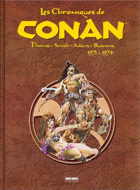Cover Thumbnail for Les Chroniques de Conan (Panini France, 2008 series) #1