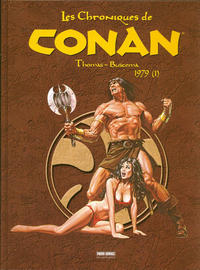 Cover Thumbnail for Les Chroniques de Conan (Panini France, 2008 series) #7