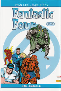 Cover Thumbnail for Fantastic Four : L'intégrale (Panini France, 2003 series) #1967