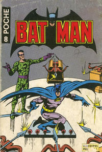 Cover Thumbnail for Batman Poche (Editeur Sagedition, 1976 series) #8