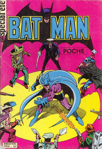 Cover Thumbnail for Batman Poche (Editeur Sagedition, 1976 series) #19