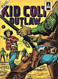 Cover Thumbnail for Kid Colt Outlaw (Thorpe & Porter, 1950 ? series) #2