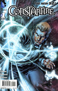 Cover Thumbnail for Constantine (DC, 2013 series) #1