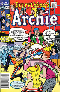 Cover for Everything's Archie (Archie, 1969 series) #134