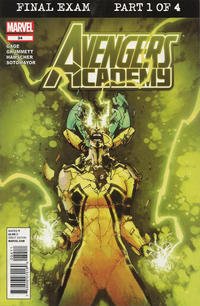 Cover Thumbnail for Avengers Academy (Marvel, 2010 series) #34