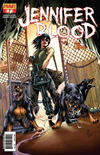 Cover for Jennifer Blood (Dynamite Entertainment, 2011 series) #7 [Cover B]
