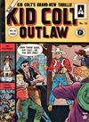 Cover for Kid Colt Outlaw (Thorpe & Porter, 1950 ? series) #54