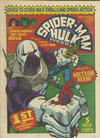 Cover for Spider-Man and Hulk Weekly (Marvel UK, 1980 series) #387