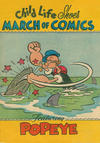 Cover Thumbnail for March of Comics (1946 series) #52 [Child Life Shoes variant]
