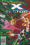 Cover Thumbnail for X-Factor (1986 series) #36 [Newsstand Edition]