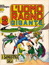 Cover for L' Uomo Ragno Gigante (Editoriale Corno, 1976 series) #7