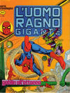Cover for L' Uomo Ragno Gigante (Editoriale Corno, 1976 series) #11