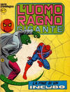 Cover for L' Uomo Ragno Gigante (Editoriale Corno, 1976 series) #17