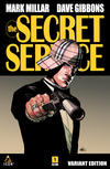 Cover for The Secret Service (Marvel, 2012 series) #1 [Leinil Yu cover]