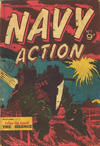 Cover for Navy Action (Horwitz, 1954 ? series) #1