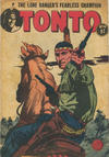 Cover for Tonto (Horwitz, 1955 series) #14