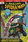 Cover for The Amazing Spider-Man (Marvel, 1963 series) #108 [National Bookstore Variant]