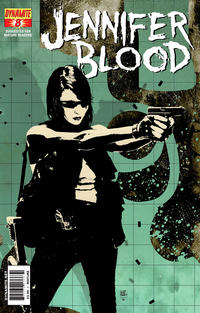 Cover Thumbnail for Jennifer Blood (Dynamite Entertainment, 2011 series) #8