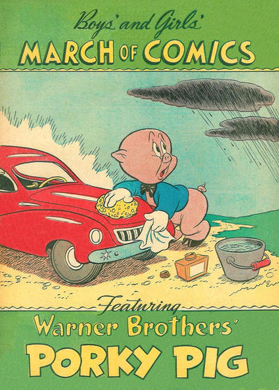 Cover for March of Comics (1946 series) #42