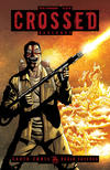Cover for Crossed Badlands (Avatar Press, 2012 series) #25 [Burn Baby Burn Variant Cover by Jacen Burrows]
