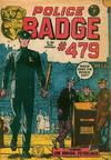 Cover for Police Badge #479 (Horwitz, 1950 ? series) #1