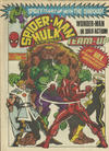 Cover for Spider-Man and Hulk Weekly (Marvel UK, 1980 series) #422