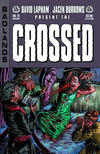 Cover for Crossed Badlands (Avatar Press, 2012 series) #12 [Auxiliary Variant by Raulo Caceres]