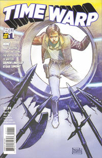 Cover Thumbnail for Time Warp (DC, 2013 series) #1
