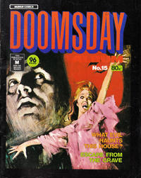 Cover Thumbnail for Doomsday Album (K. G. Murray, 1977 series) #15