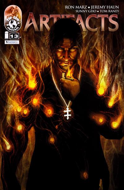 Cover for Artifacts (Image, 2010 series) #13 [Cover B]