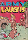 Cover for Army Laughs (Prize, 1951 series) #v1#10