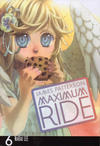 Cover for Maximum Ride: The Manga (Hachette Book Group USA, 2009 series) #6