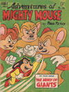 Cover for Adventures of Mighty Mouse (Magazine Management, 1952 series) #16