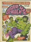 Cover for Spider-Man and Hulk Weekly (Marvel UK, 1980 series) #391