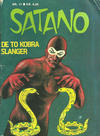 Cover for Satano (Interpresse [DK], 1979 series) #11