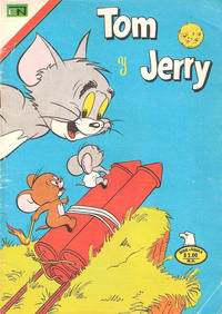 Cover Thumbnail for Tom y Jerry (Editorial Novaro, 1951 series) #425