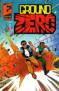 Cover Thumbnail for Ground Zero (Malibu, 1991 series) #2